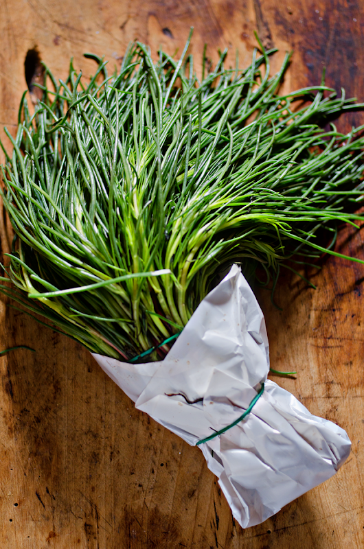Agretti or Barba di Frate | Cook (almost) Anything at Least Once