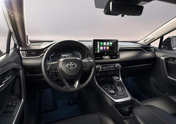 Toyota RAV4 Adventure 2022 antecipa novo design da dianteira