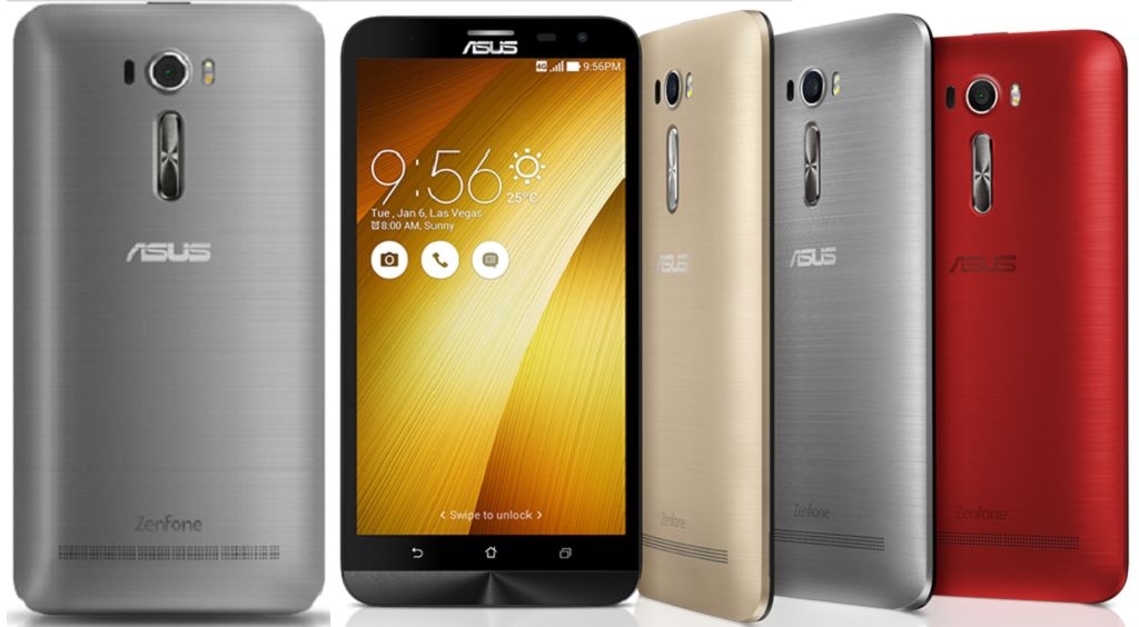 Asus ZenFone 2 Laser (ZE600KL) (2016) with Specifications