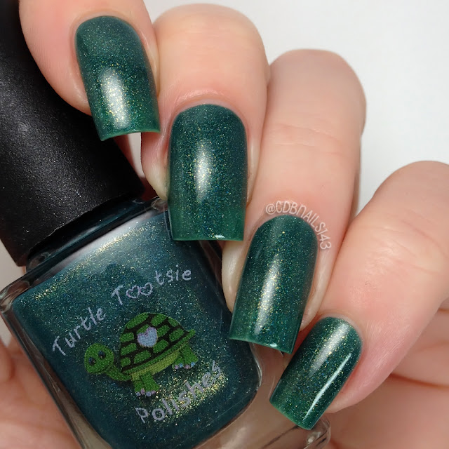 Turtle Tootsie Polishes-The Toilets Are Ginormous