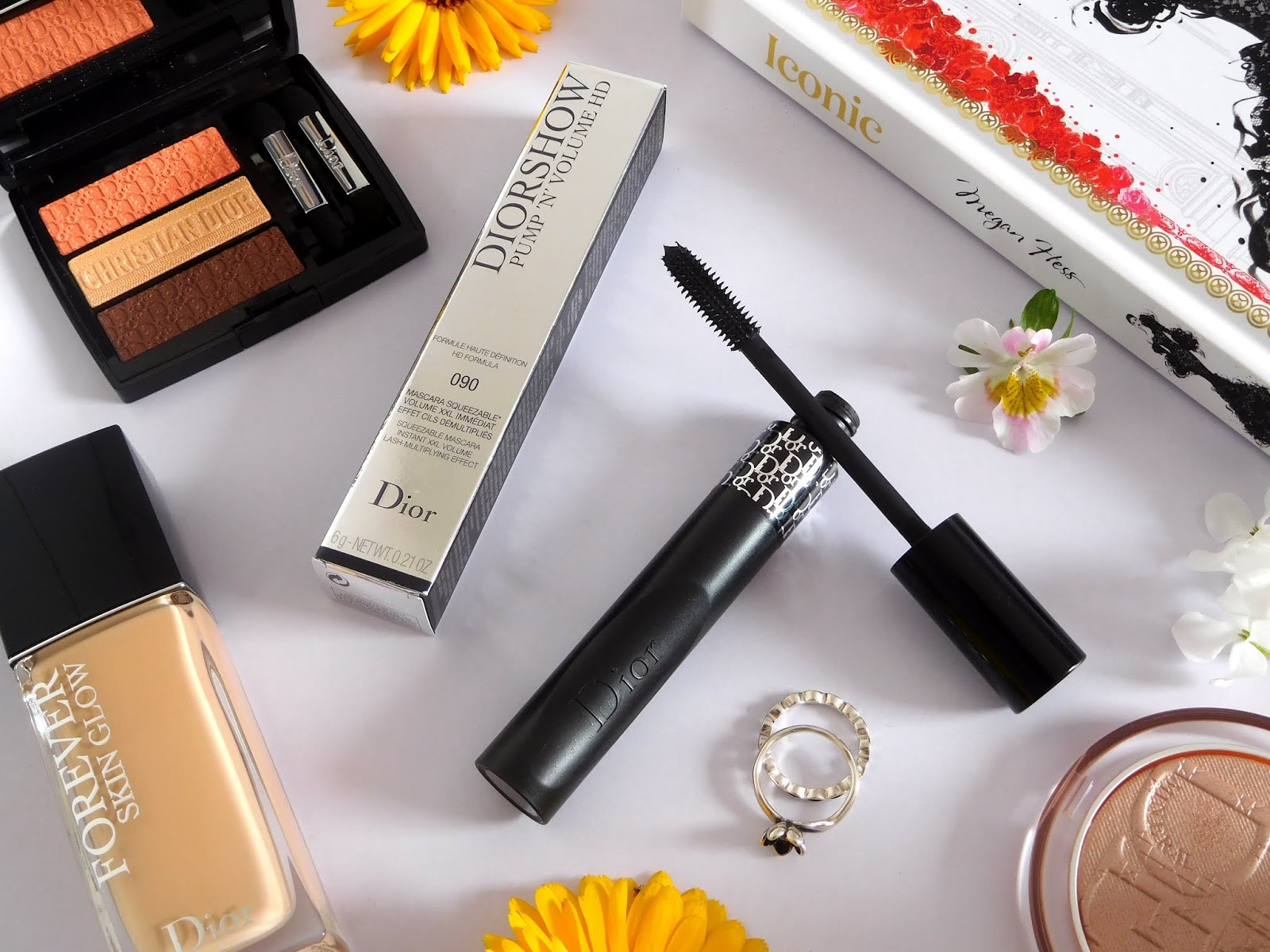 0fc7f9b5cf2 I have done a review on the 3 Couleurs Tri(o)blique Eyeshadow Palette in  653 Coral Canvas, which you can find here. The first squeezable mascara by  Dior ...