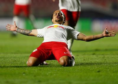 Atacante do RB Bragantino