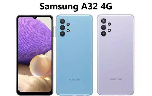Samsung annonce le téléphone Galaxy A32 4G