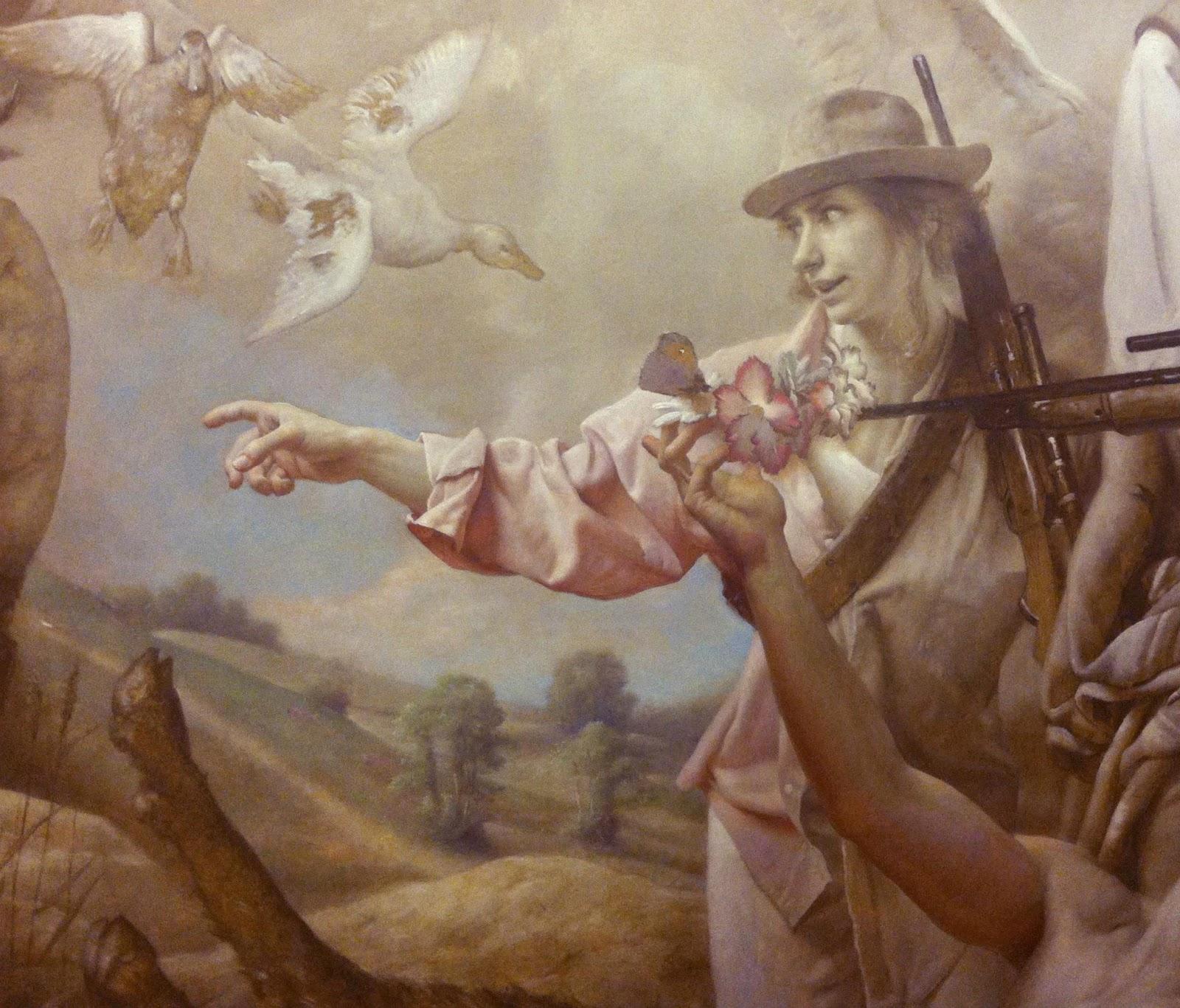 adam miller 1979 renaissance baroque style painter
