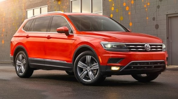2018 Volkswagen Tiguan : VW's rewrote crossover prioritizes room over pace.