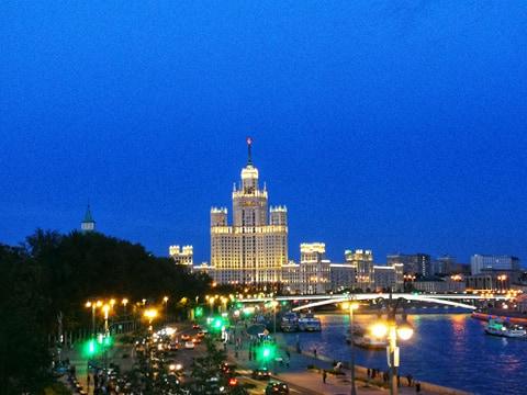Siedem Sióstr Stalina, Moskwa, Rosja, atrakcje Moskwy, Moskiewskie atrakcje