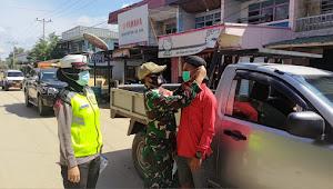 Disiplin Protokool Kesehatan di Kecamatan Belitang Hilir Terpantau Cukup Baik
