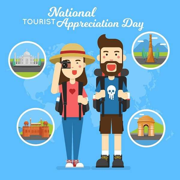 National Tourist Appreciation Day Wishes Photos