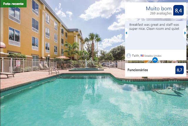 Hotel La Quinta Inn & Suites Sarasota I-75 - piscina