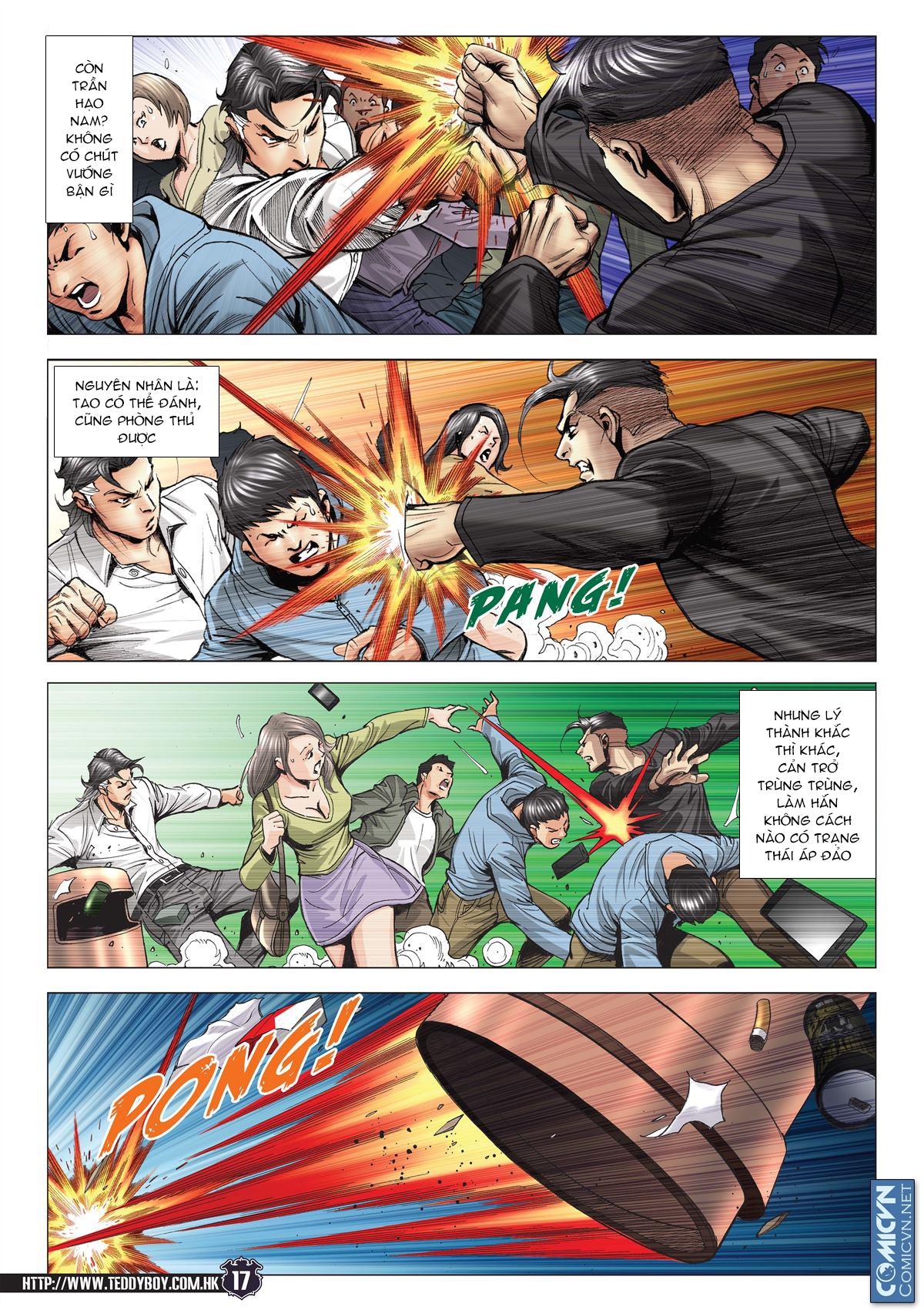 Người Trong Giang Hồ chapter 2093: nó là tay trong trang 16