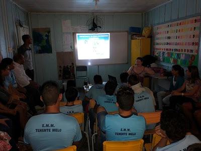 Agricultores e estudantes de Rondônia conhecem a Rede Integrada de Monitoramento das Águas Subterrâneas