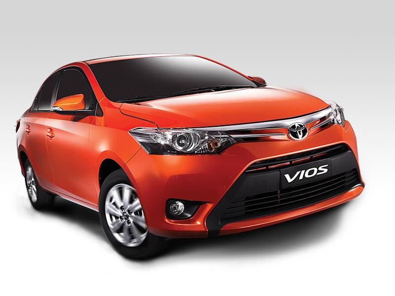 Toyota Motor Philippines Launches All New Vios W