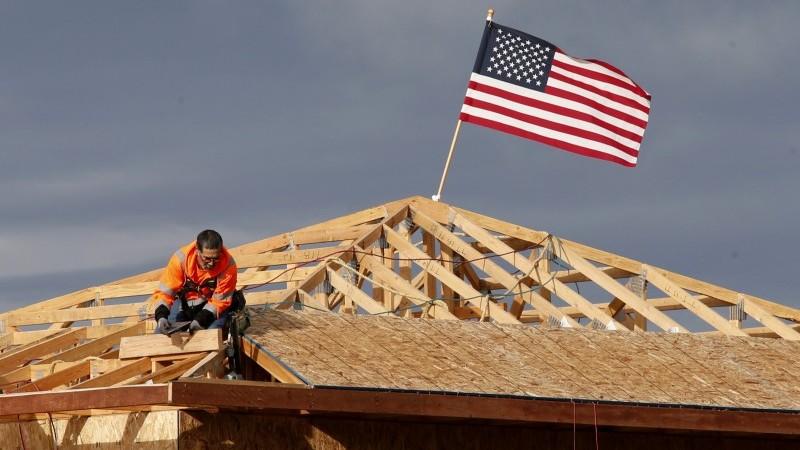 Сохраняющаяся напряженность на рынке труда США