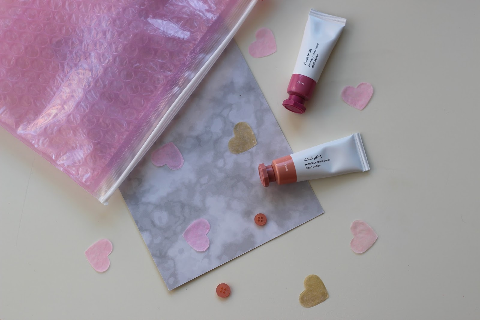 On Cloud Nine With Glossier Cloud Paint