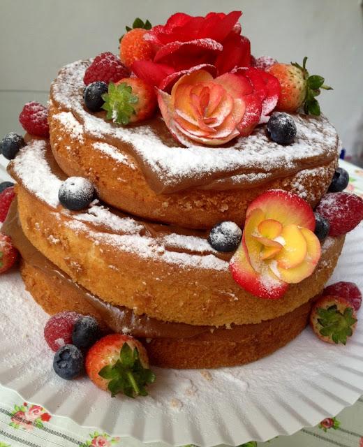 Como escolher o bolo de casamento perfeito
