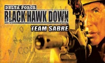 Delta Force Black Hawk Down Team Sabre Game Free Download