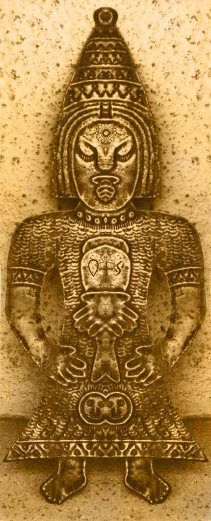 Dakiratin resabar' 1 - © www.forgottenlanguages.org