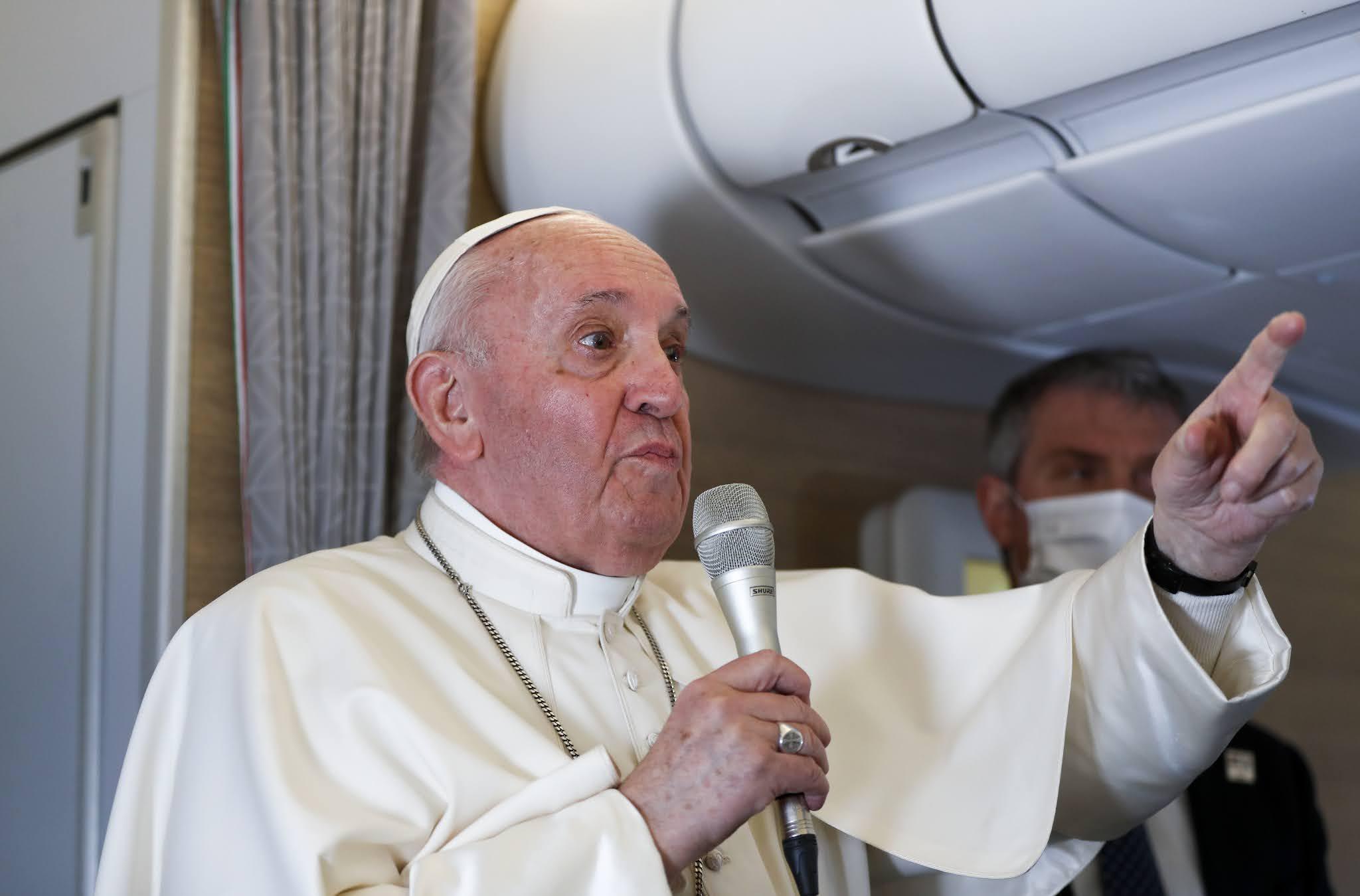 """El papa Francisco afirmó que visitará la Argentina """"cuando se dé la oportunidad"""""""