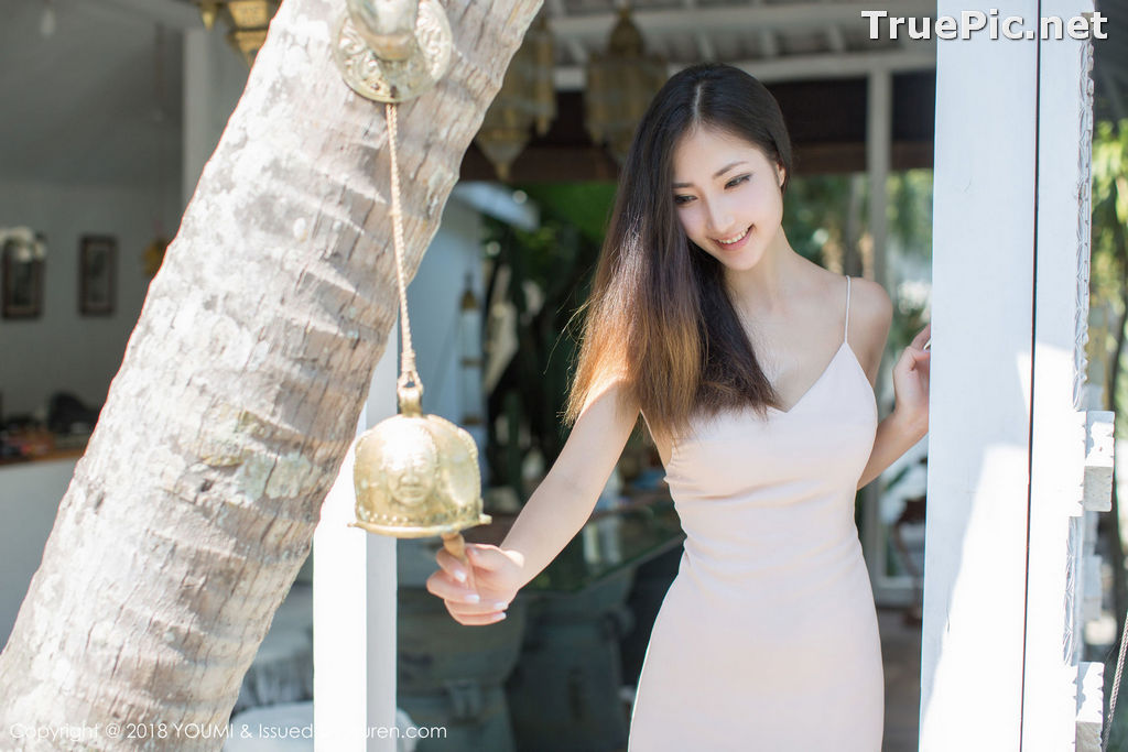 Image YouMi Vol.156 – Chinese Model Yumi Youmei (尤美) – Beautiful Summer In Bali - TruePic.net - Picture-1