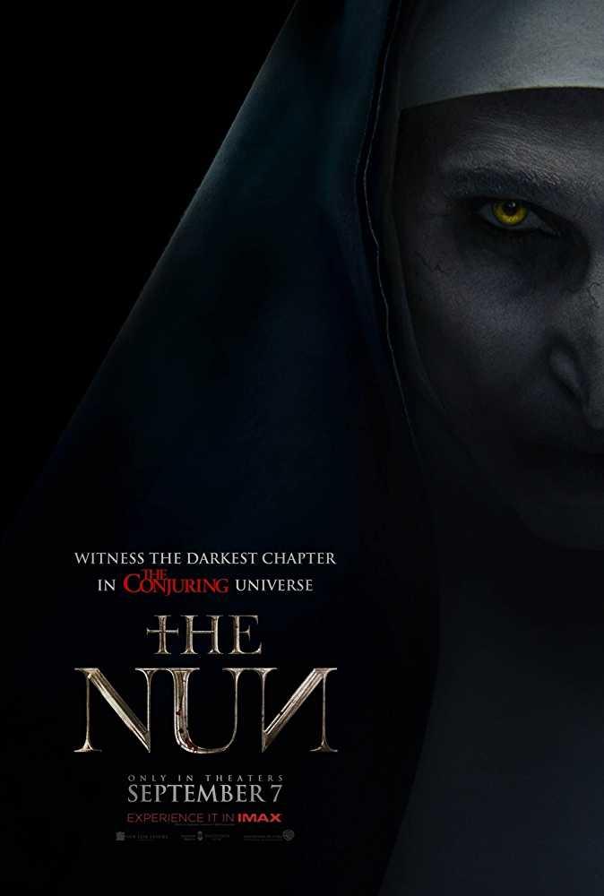 The Nun 2018 Full Hindi Movie Download Dual Audio HDRip 720p