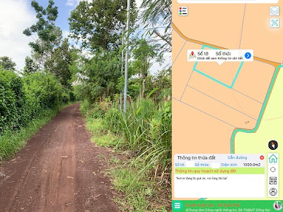 bán đất xã Xuân Phú huyện xuân Lộc