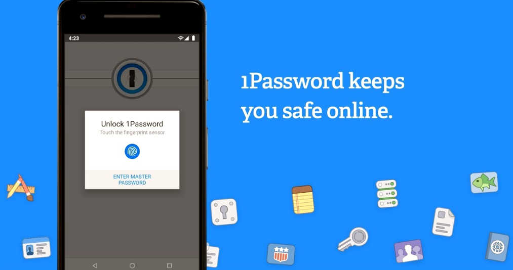 Download và cài đặt 1Password 7.3.705 Full Key , Phần mềm quản lý mật khẩu tất cả trong một.