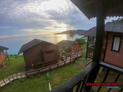 Sunrise D'rock Pulau Perhentian