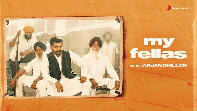 Arjan Dhillon - My Fellas Song Lyrics | Latest Punjabi Song 2020 Lyrics Planet