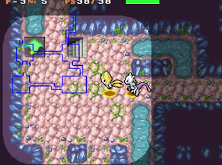 Pokemon Mundo Misterioso Legendary para NDS Mision Capitulo 1 con Legendarios
