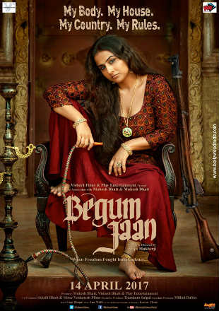 Begum Jaan 2017 WEB-DL 350Mb Full Hindi Movie Download 480p Watch Online Free bolly4u