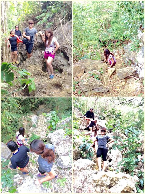 Bakwitan Cave, Islas de Gigantes