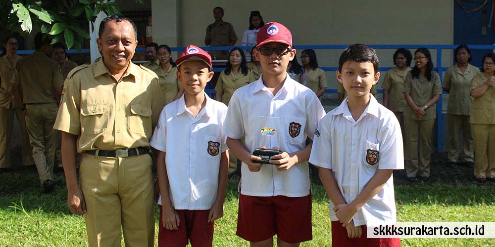 SD Kalam Kudus Raih Runner Up Basketball Competition