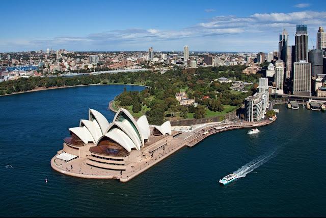 Tour Muslim Australia Sydney