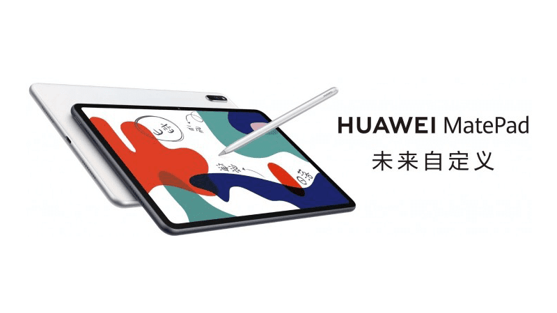 Huawei MatePad 10.4 with specs appears ahead of launch