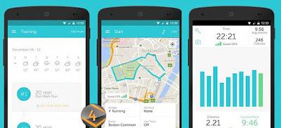 تطبيق RunKeeper GPS Track Run Walk للأندرويد, تطبيق RunKeeper GPS Track Run Walk مدفوع للأندرويد, تطبيق RunKeeper GPS Track Run Walk مهكر للأندرويد