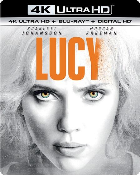 Lucy 4K (2014) 2160p 4K UltraHD HDR BluRay 22GB mkv Dual Audio DTS-HD 5.1 ch