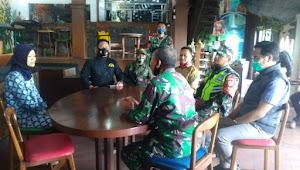 Dansektor 22 Citarum Harum, Kembali Sidak Restaurant dan Cafe