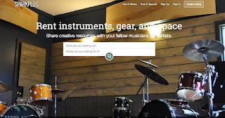 alquiler instrumentos
