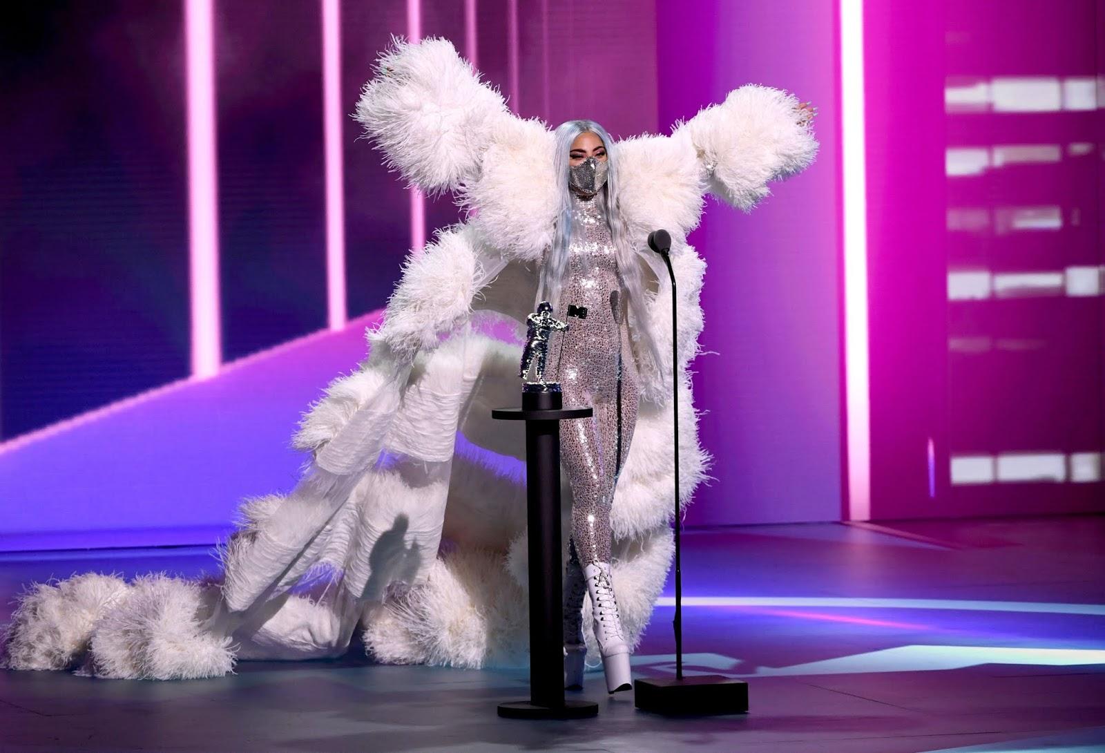 Lady Gaga X Valentino Haute Couture Fall/Winter 2021