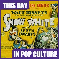 Snow White and the Seven Dwarfs was released on February 4, 1938.