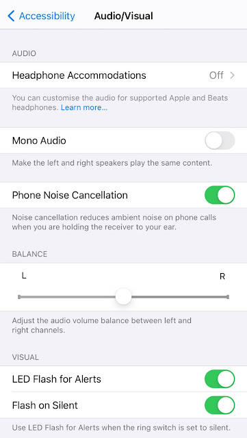 Enable LED flashlight alter for calls