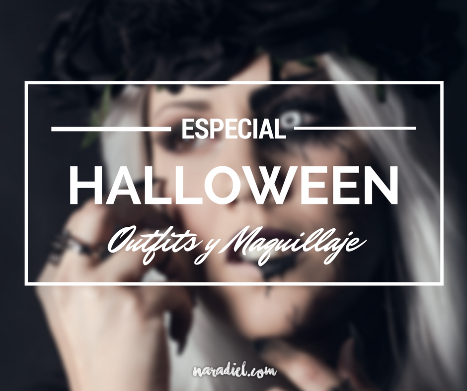 Especial Halloween: Oufits & Makeup