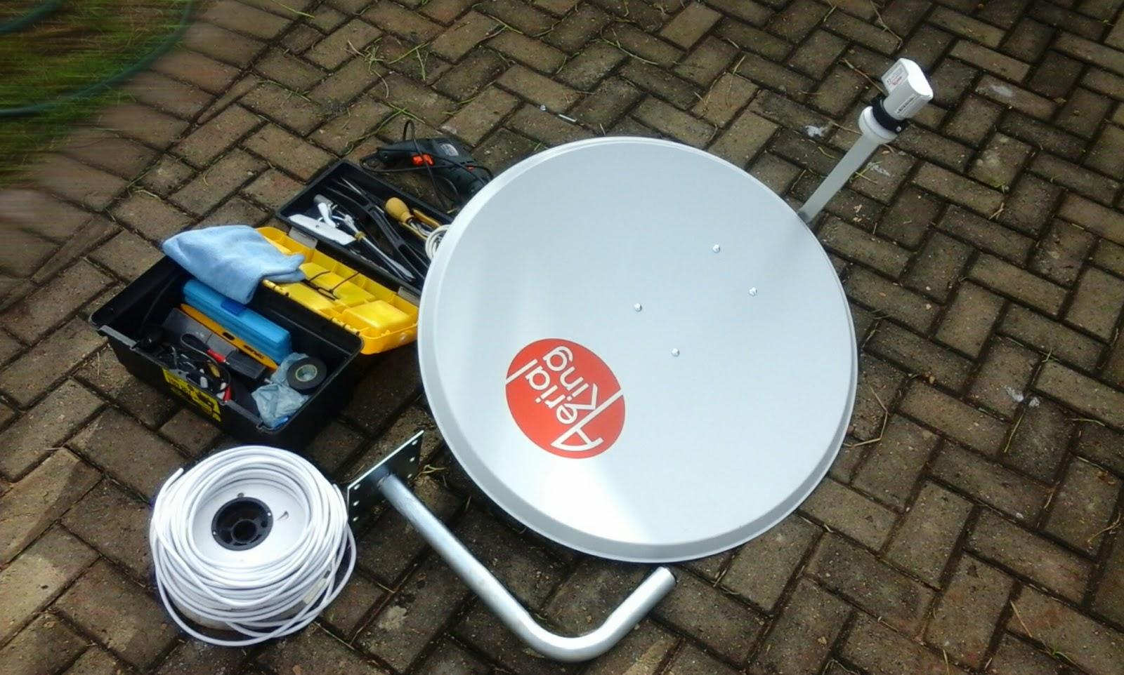 Fix My Dish Dstv Smart Lnb Installation Diagram Satellite