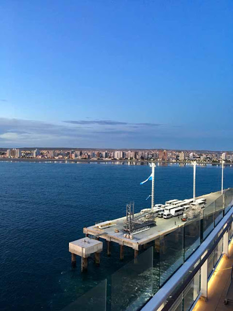 Порт Мадрин. Аргентина 2020