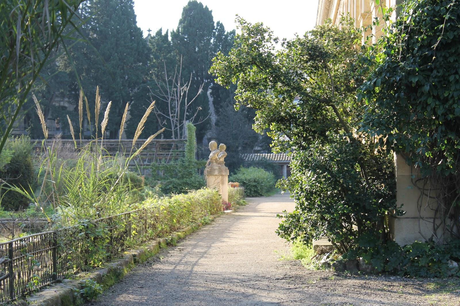 Diana 39 s cook blog au jardin des plantes de montpellier en for Au jardin des plantes poem