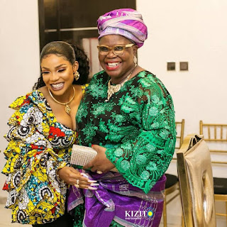 Iyabo Ojo Mother