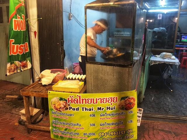 Pad Thai, Mr. Hui