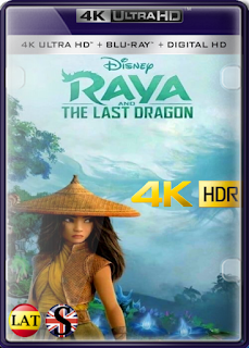 Raya y el Ultimo Dragón (2021) REMUX 4K UHD HDR 1080P LATINO/ESPAÑOL/INGLES