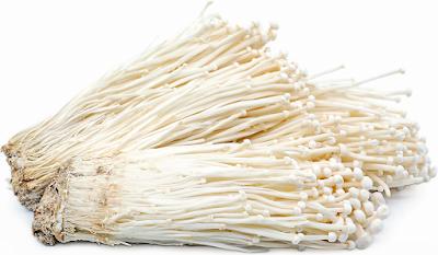 Enoki Mushroom Benefits