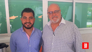 Fernando Contreras y Ricardo Vivas.